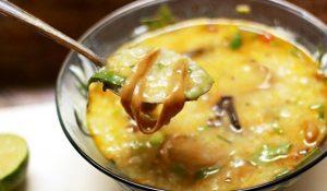 Các công thức nấu cháo lươn cho bé tăng cân vù vù