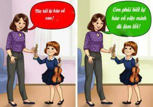 Những câu nói của cha mẹ giúp trẻ nghe lời và phát triển hơn