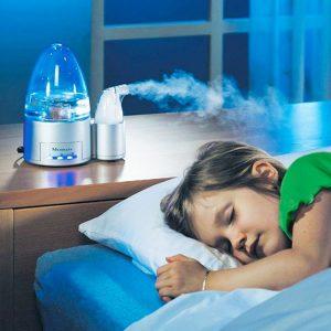 Trẻ bị ngáy khi ngủ có phải do bị viêm amidan?