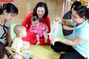 Chia sẻ phương pháp dạy con biết đọc sớm một cách khoa học