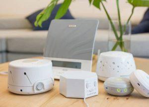 Tác dụng thần kì của tiếng ồn trắng cho trẻ sơ sinh