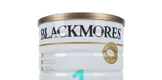 Sữa bột Blackmores số 1 cho bé từ 0 – 6 tháng tuổi