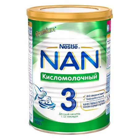 Sữa Nan chua số 3